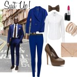 How to Style :: Inspired By Men