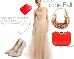 What To Wear :: Presidential Inaugural Ball 2013
