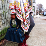 Outfitted: Blanket Cardigan