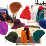 How to Style :: Winter Brights