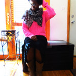 Outfitted :: A Forgotten Sweater