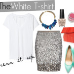 Closet Essentials :: The White T-Shirt