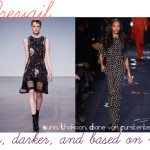 NYFW Fall 2013 :: What I Learned