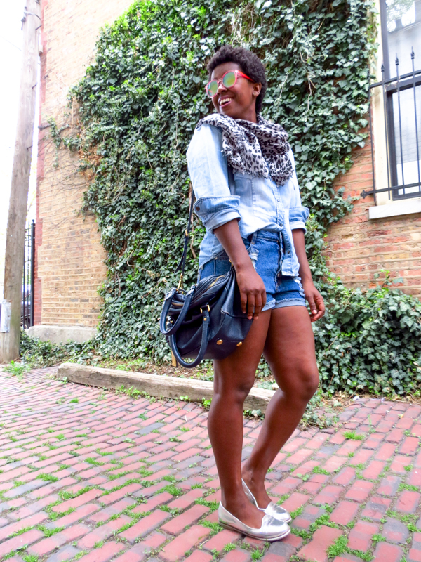 Outfitted :: Denim on Denim