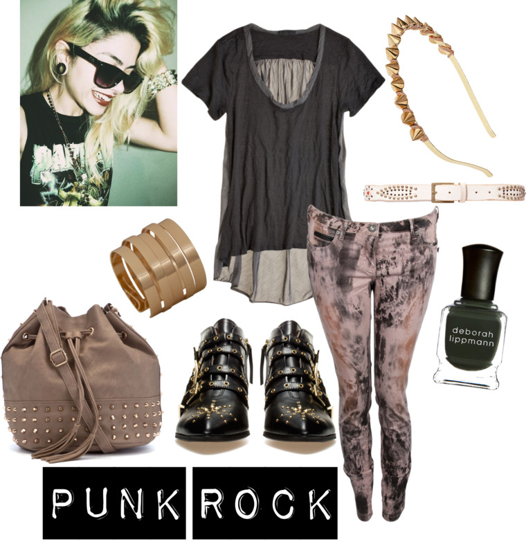 How to Style :: Punk Fashion