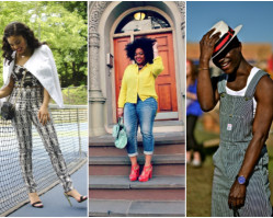Style Inspiration :: Five Favorite Natural Hair Fashion Bloggers