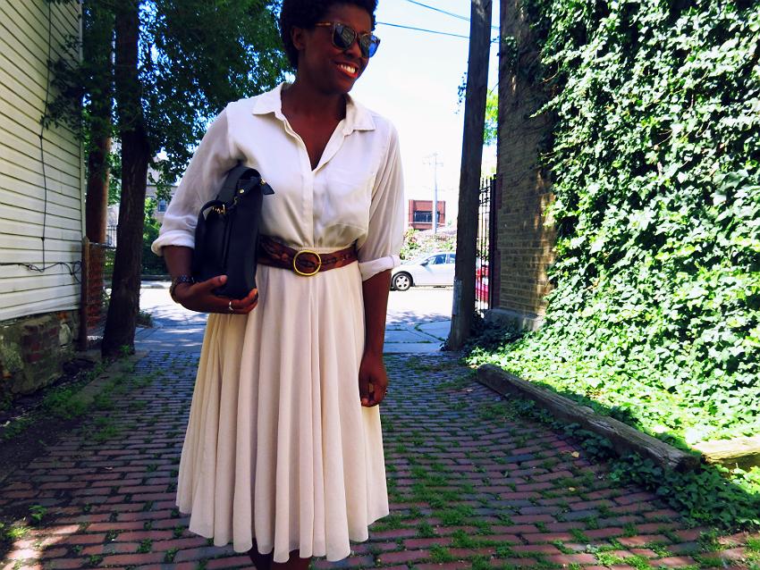 hm-blouse-midi-skirt-justfab-brogues-midtown-handbag-pinspired-4