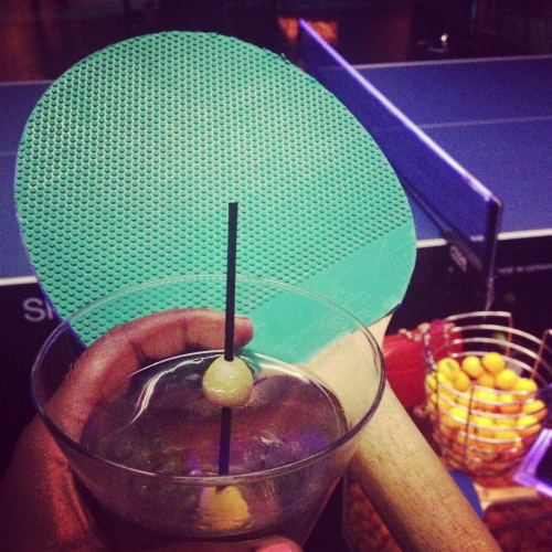 nyc-spin-ping-pong-dirty-martini