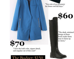 Style on a Budget :: October