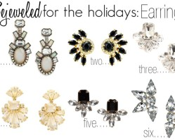Style Inspiration :: Bejeweled for the Holidays