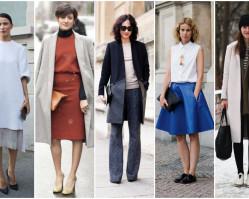 Fashion Flashback :: Minimalism