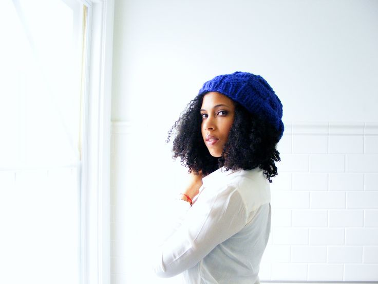 How To Wear A Beanie With Short Natural Hair