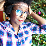 Quick + Easy Natural Hair Styles for the Holidays!