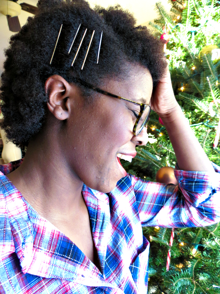 Terrific Quick Easy Natural Hair Styles For The Holidays Kinks Are The Short Hairstyles Gunalazisus
