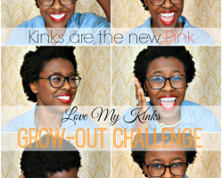 Love My Kinks Grow Out Challenge