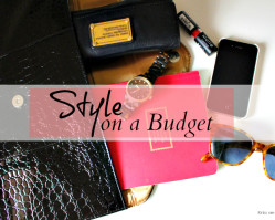 Style on a Budget 2014