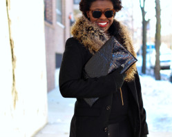 Refresh Your Winter Style // Bold Lips
