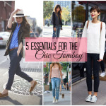5 Essentials for the Chic Tomboy