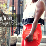 The Secret to Wearing Crop Tops for Spring