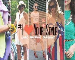 #IHeartYourStyle – June Wardrobe Challenge