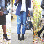 How to wear leopard print booties for fall | 1 item, 3 ways