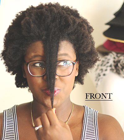 grow out challenge natural hair