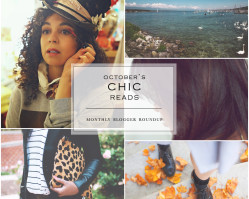 October's Chic Reads | Blogger Roundup