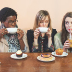 A Coffee Shop Lady Date & Fall Favorites