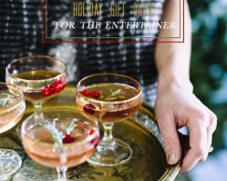 Holiday Guide | Gifts for the Entertainer