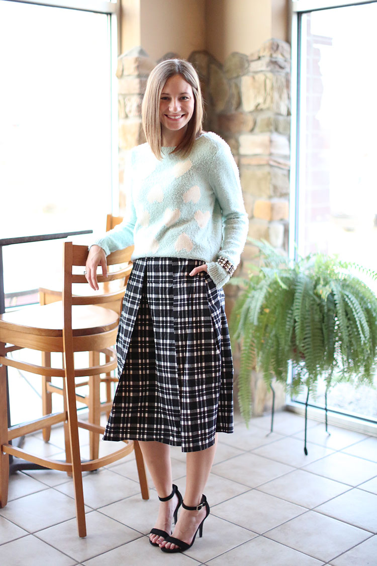 How to Style Plaid for the Holidays with Katelyn Now | Kinks are ...