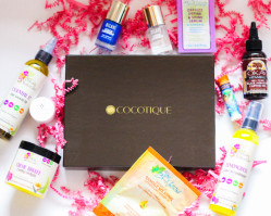 A Look Inside a Cocotique Beauty Box