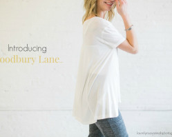 Introducing Woodbury Lane