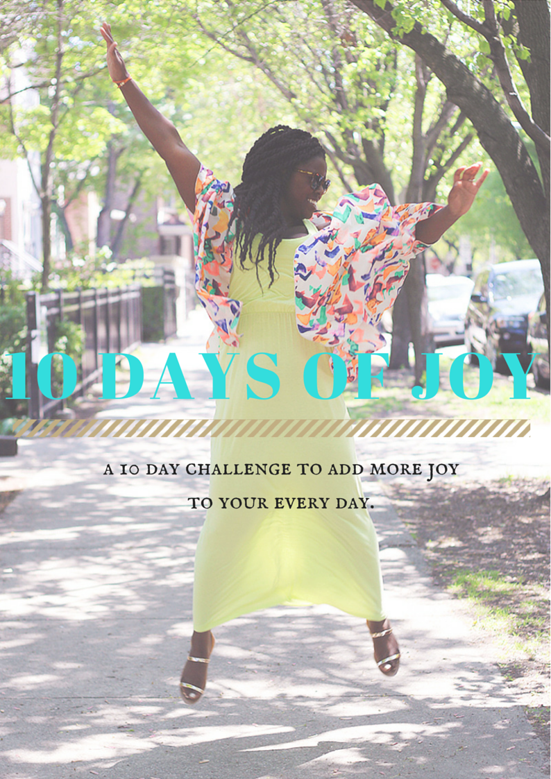 10 Days of Joy Challenge