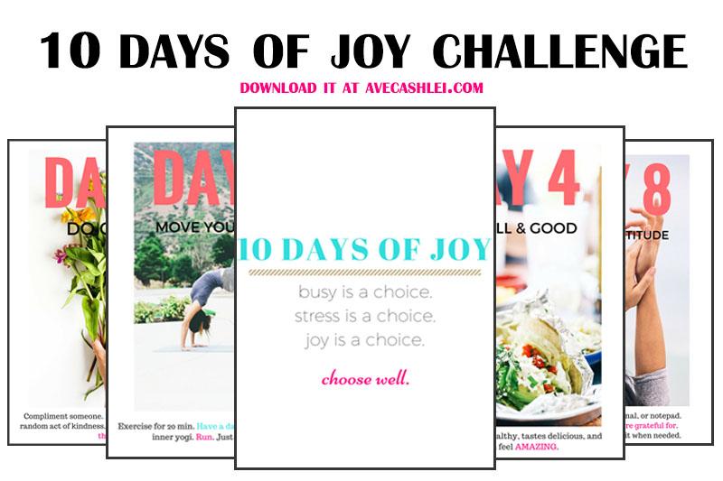 10-days-of-joy