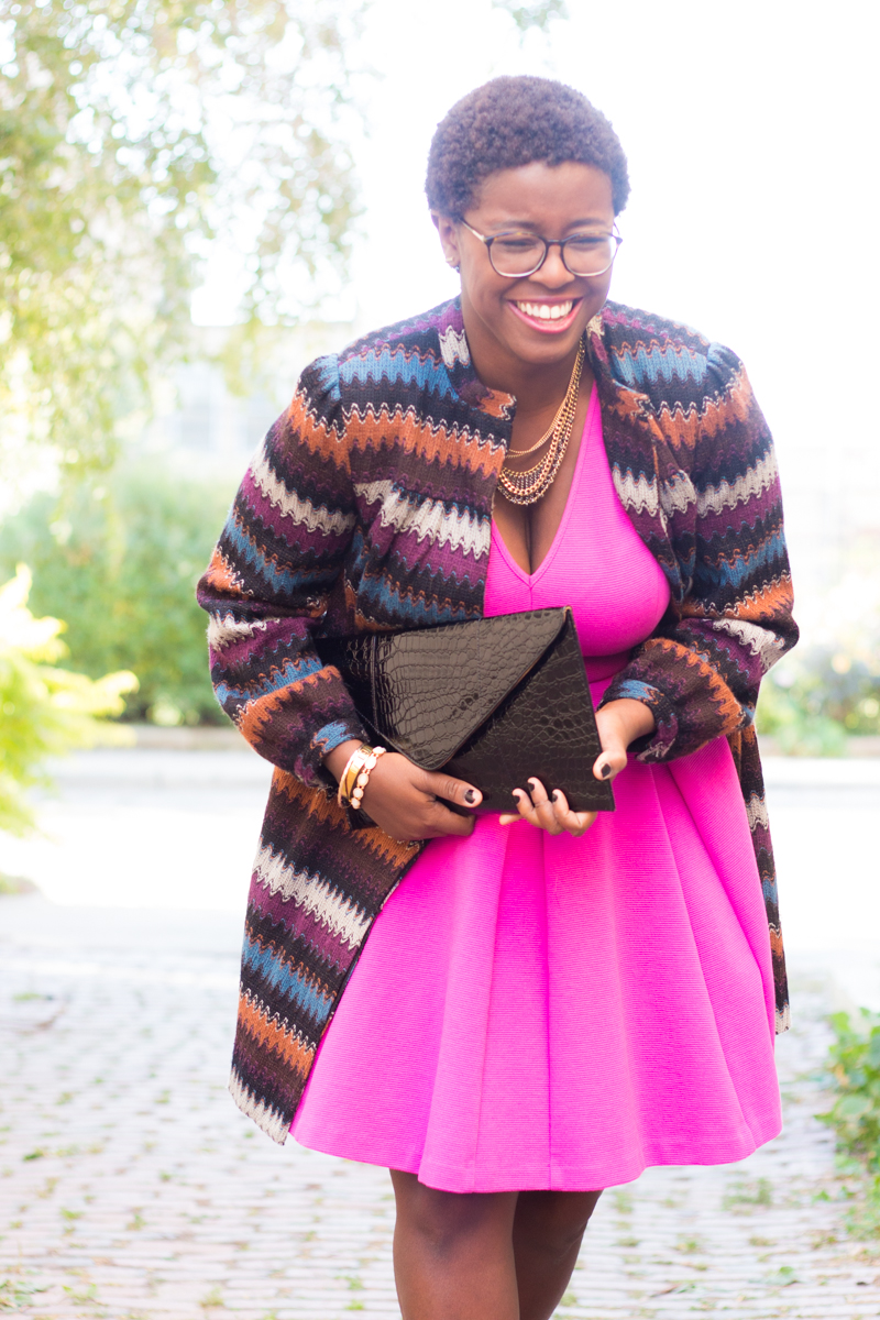 everyday style just for fun | kinks are the new pink